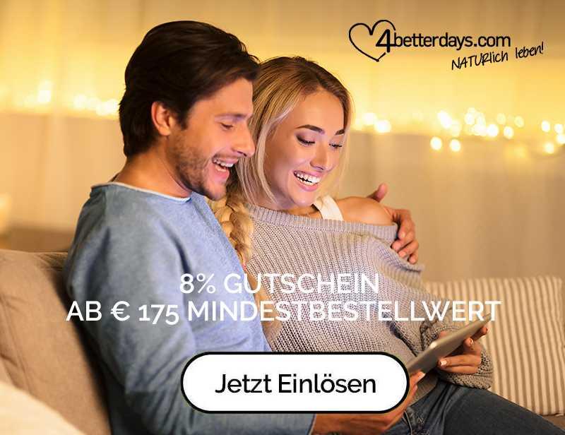 8% GUTSCHEIN AB € 175 MBW