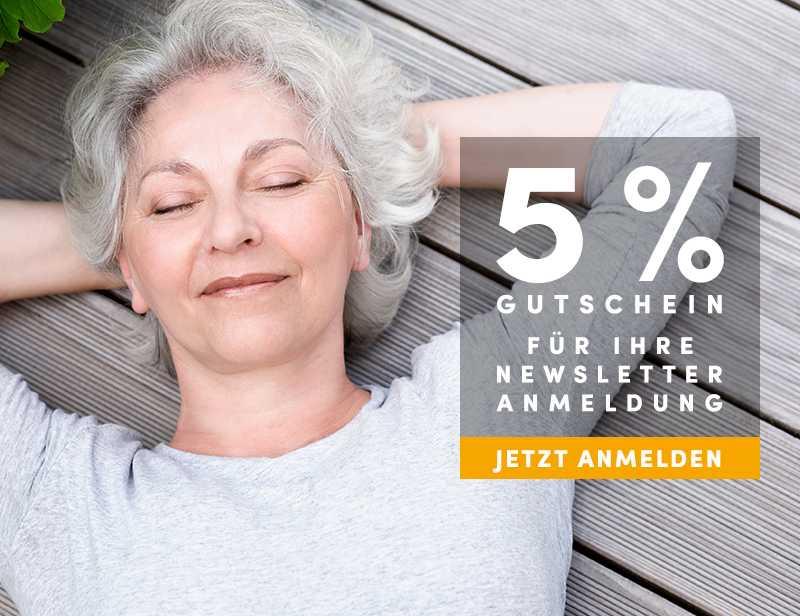 5 % NEWSLETTER GUTSCHEIN