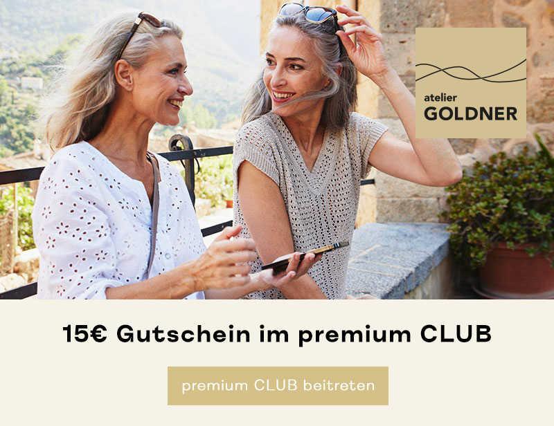 15€ GUTSCHEIN IM PREMIUM CLUB