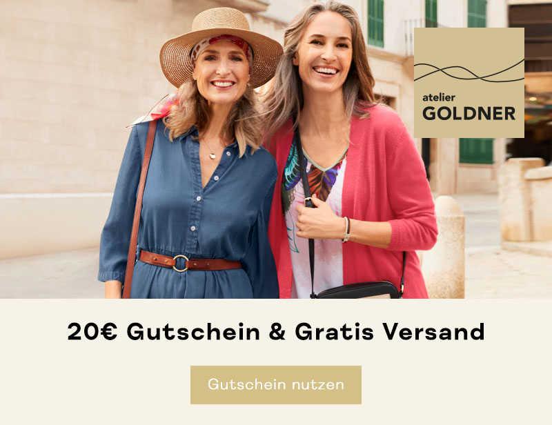20€ Gutschein & Gratis Versand