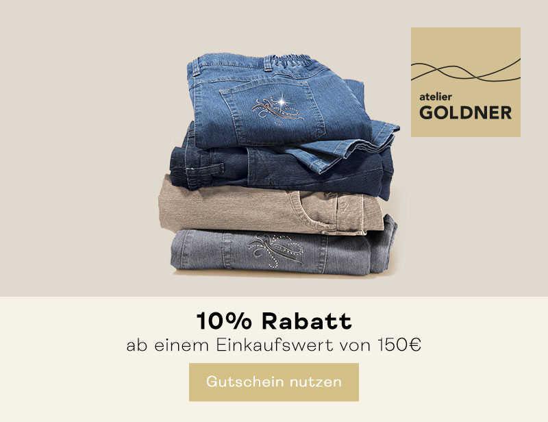 EXKLUSIVER 10% GUTSCHEIN AB 150€