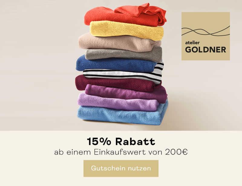 EXKLUSIVER 15% GUTSCHEIN AB 200€