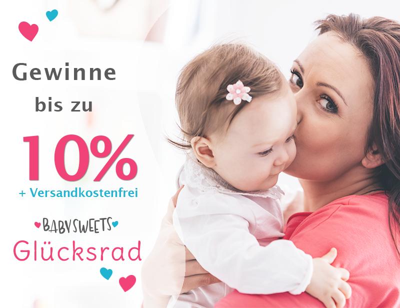 10% + VK-FREI GUTSCHEIN IM GLÜCKSRAD