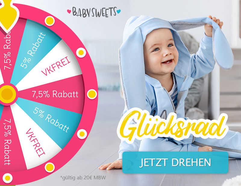 BIS ZU 7,5% GUTSCHEIN + GRATIS VERSAND IM GLÜCKSRAD