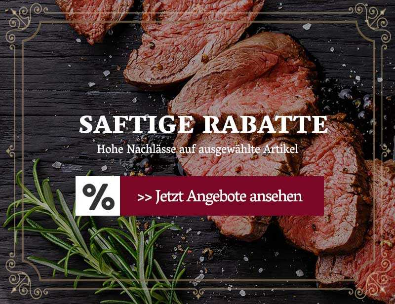 BEILEREI.COM SALE: SAFTIGE RABATTE - JEDE WOCHE NEU