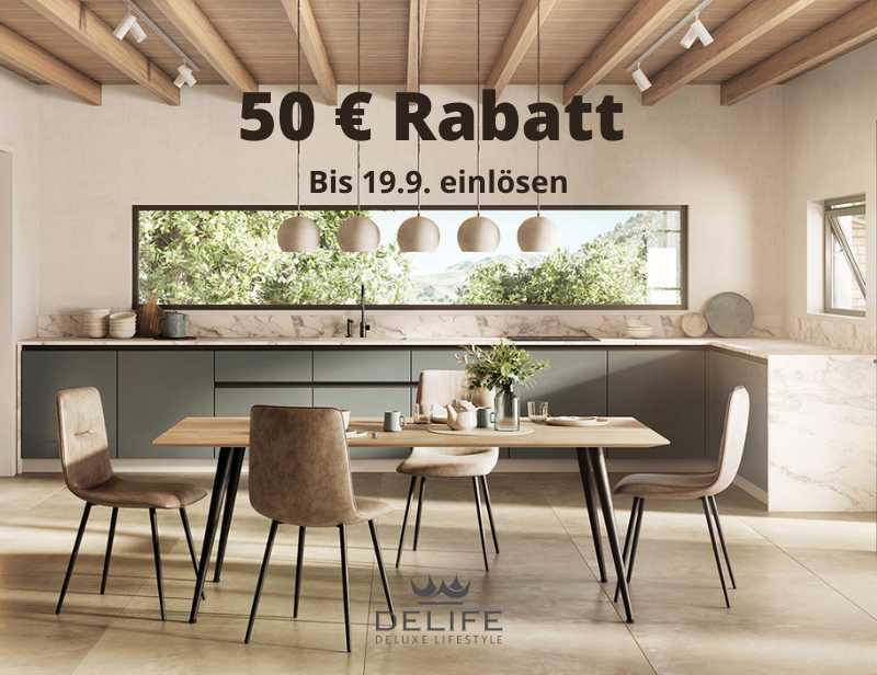 EXKLUSIVER 50€ GUTSCHEIN