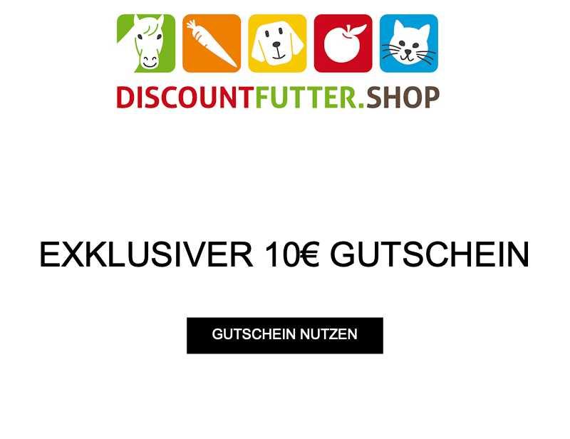 EXKLUSIVER 10€ GUTSCHEIN AB 95€