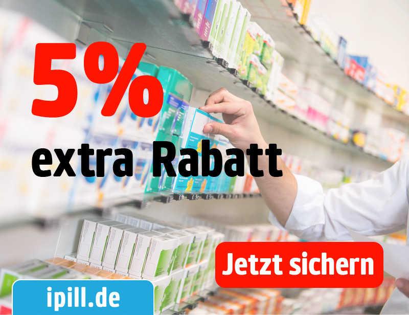 5% extra Rabatt