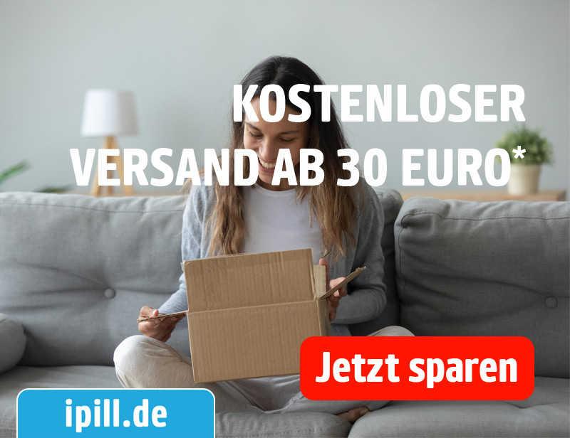 Versandkostenfrei ab 30 €