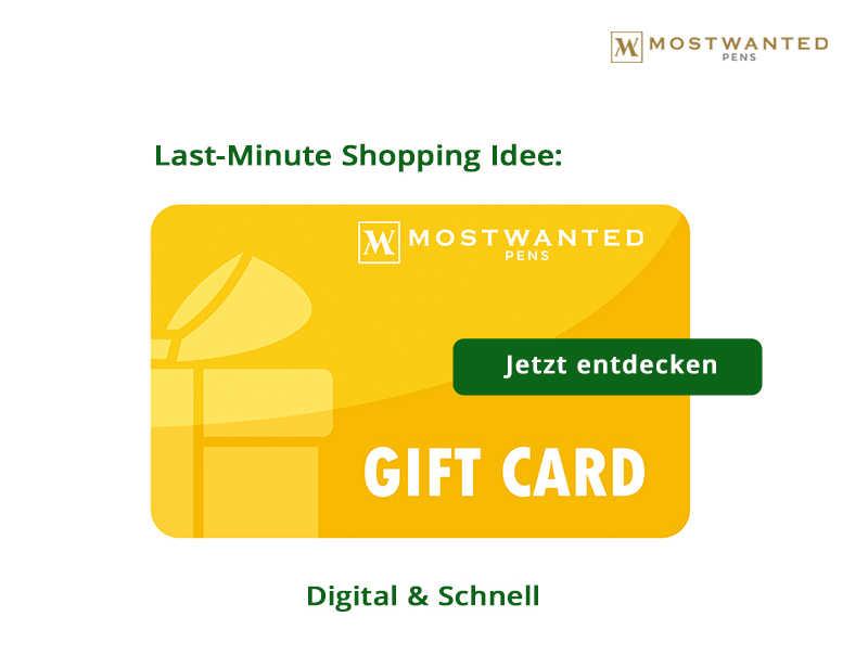 Last-Minute Geschenke Idee