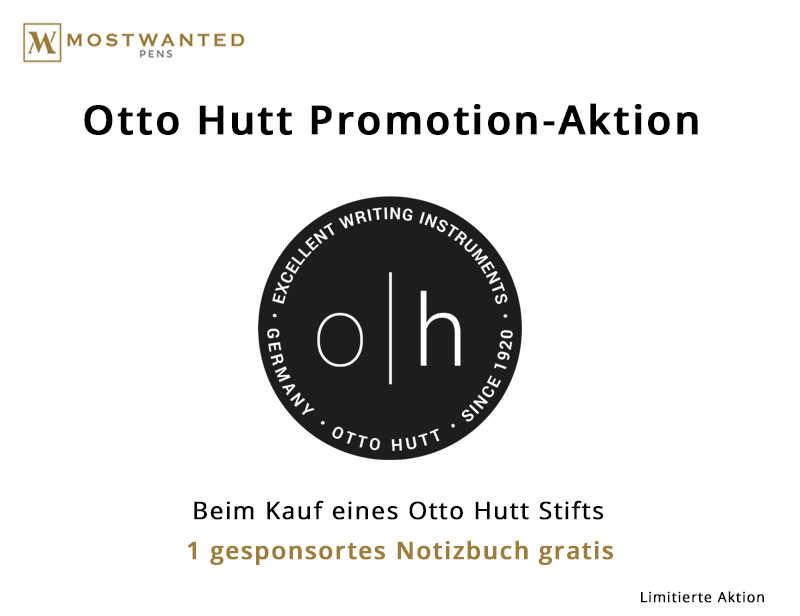 Otto Hutt  Promotion - Aktion