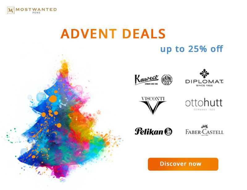 ADVENT DEALS - BRANDS UP TO 25% OFF