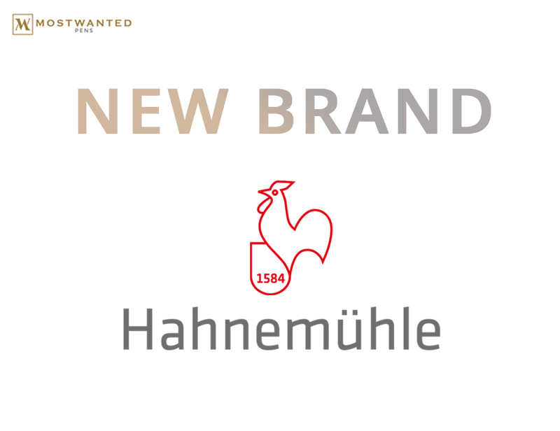 Say, Hello to Hahnemühle