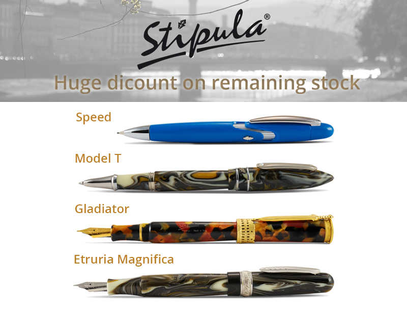 Stipula remaining stock deal