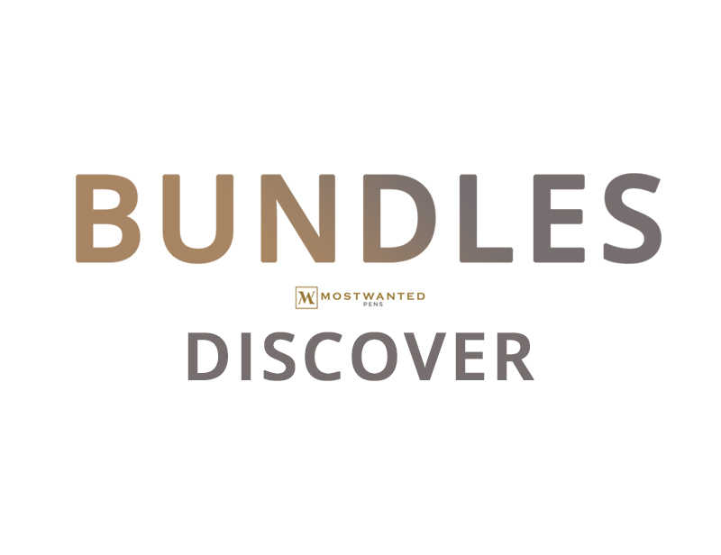 Absolutely new at Mostwanted Pens - Bundle Deals
