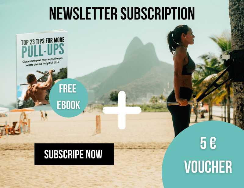NEWSLETTER SUBSCRIPTION: 5€ VOUCHER + FREE EBOOK