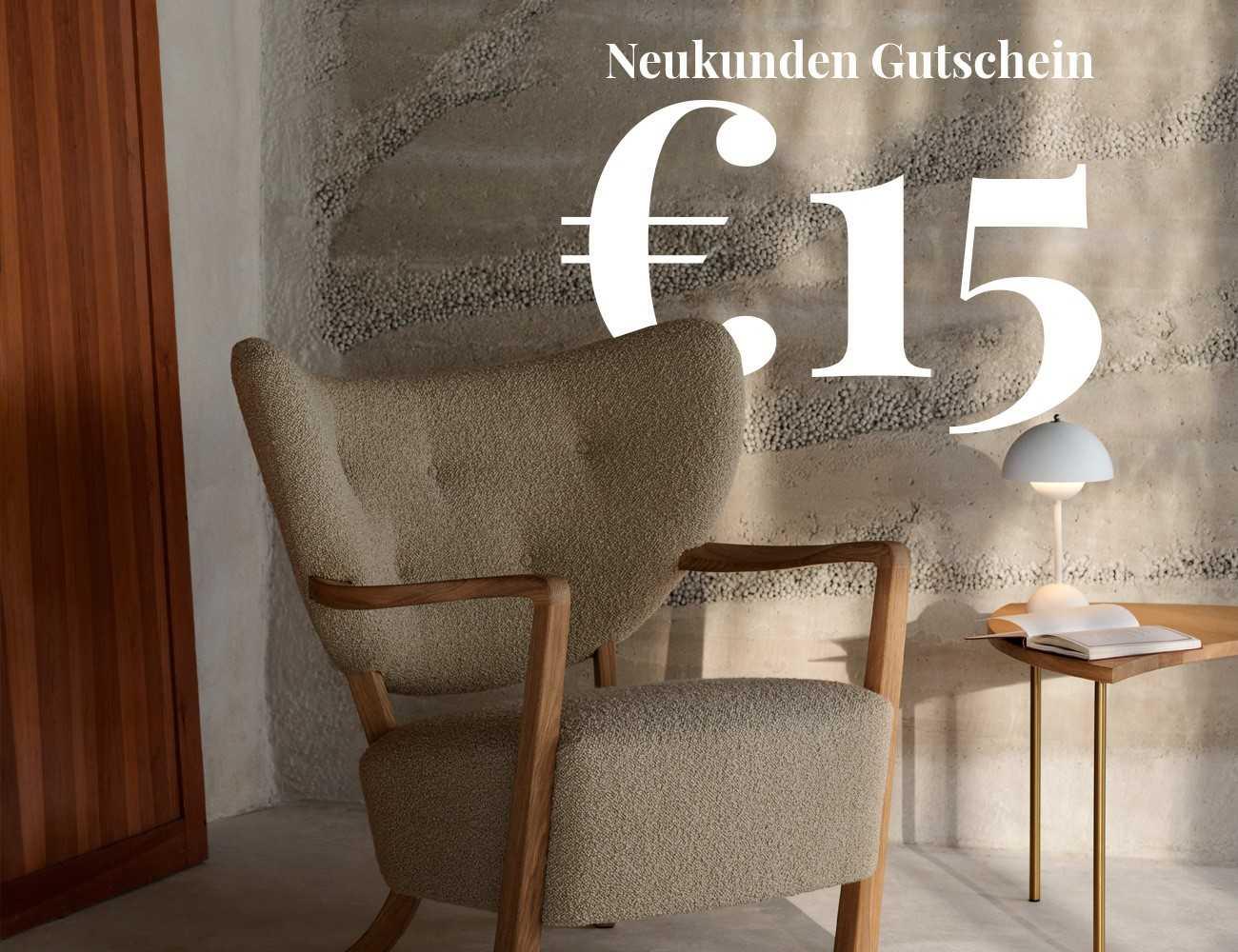 15€ WILLKOMMENS-GUTSCHEIN FÜR NEUKUNDEN