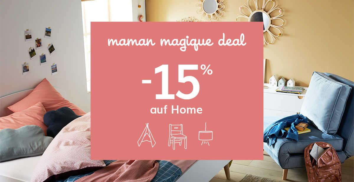 -15% AUF HOME