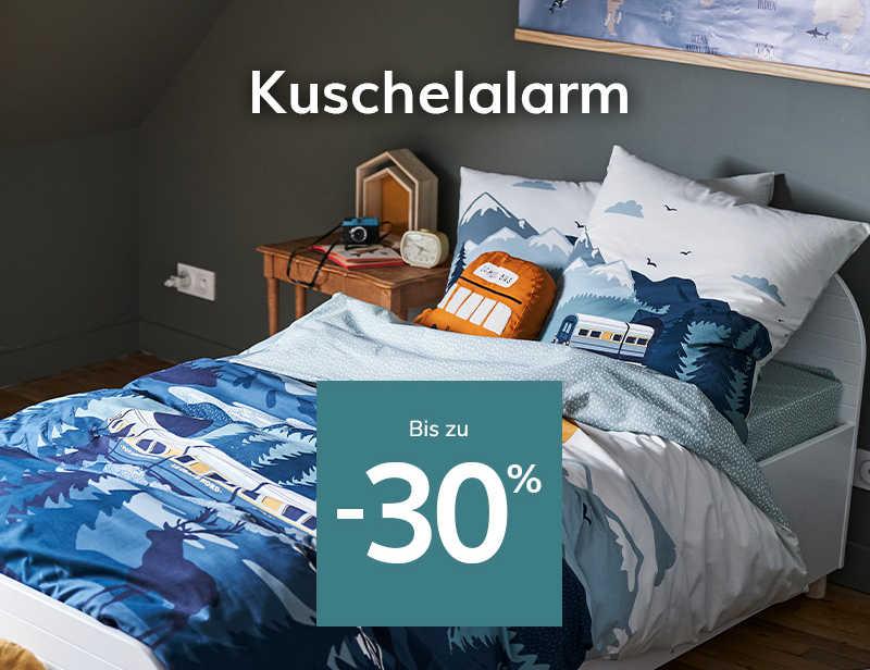 -30% für Kuscheltage