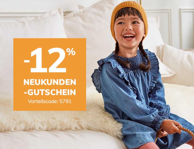 12% NEUKUNDEN-GUTSCHEIN