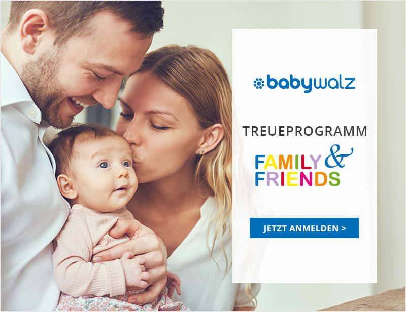10€ GUTSCHEIN IM FAMILY & FRIENDS TREUEPROGRAMM