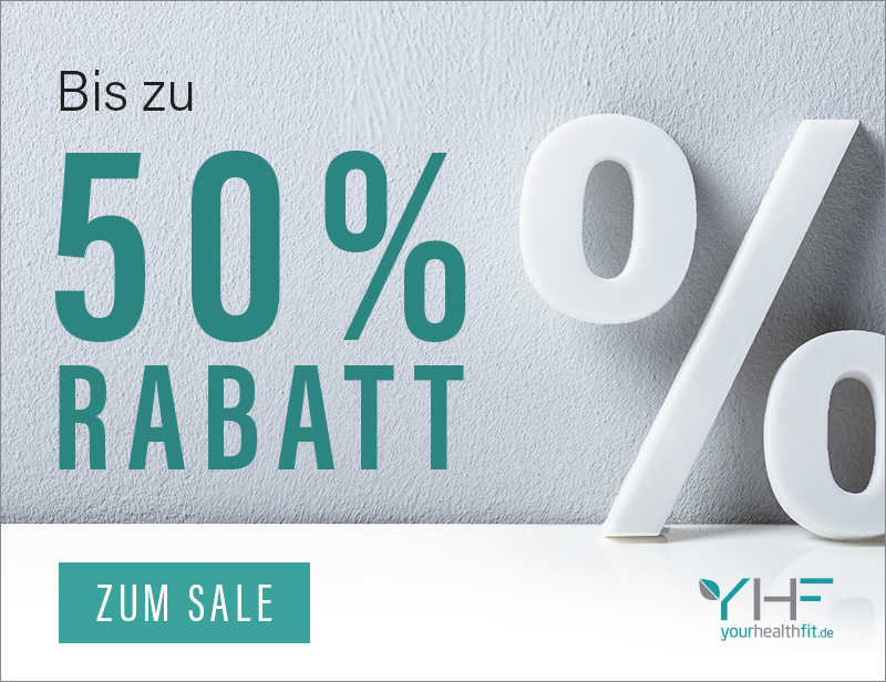 SALE MIT BIS ZU 50% RABATT